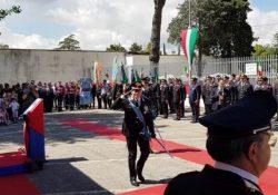 Caserta / Provincia. 204° Anniversario della Fondazione dell'Arma dei Carabinieri: stamane la cerimonia ufficiale alla presenza di autorità civili, militari e religiose.