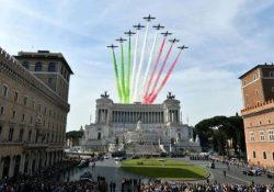 Oggi 2 giugno la Festa della Repubblica.