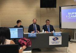 """Caserta / Provincia. Campi Rom, Zinzi e Mocerino presentano la proposta di legge: """"Ambiente e sicurezza assi portanti, basta zone franche""""."""