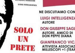 CALVI RISORTA. Don Peppe Diana raccontato in un libro: autore Luigi Intelligenza alla Piccola Libreria 80mq.