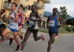 Telese Terme. Kemboi e Console vincono la XII edizione del Trofeo Città di Telesia: oltre 1.840 atleti, professionisti e amatori in corsa per la 10 chilometri.