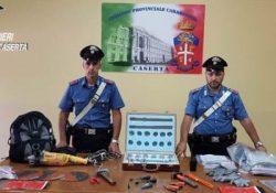 Caserta / Provincia. Tenta furto in appartamento insieme ad alcuni complici, bloccato 29enne del napoletano.