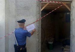 Cerro al Volturno / Castel San Vincenzo. Abusivismo edilizio, una persona denunciata dai Carabinieri.