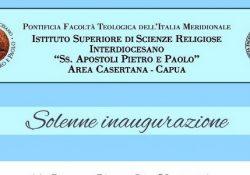 """Capua. Solenne inaugurazione dell'I.S.S.R. Interdiocesano """"Ss. Apostoli Pietro e Paolo"""" il prossimo 28 settembre 2018."""