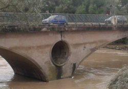 Capua. Ponte Nuovo sul Volturno, oggi il sequestro preventivo disposto dal Tribunale: pericolo di incolumità per le persone.