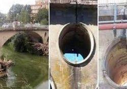 Capua. Chiuso definitivamente il Ponte Nuovo sul fiume Volturno: città spaccata in due.