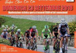 ALIFE. Medio fondo città di Alife 105 km, la manifestazione ciclistica aperta ai tesserati Csain con interessanti premi: domenica 23 settembre.