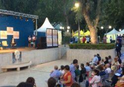 Telese Terme. Gli stati generali del Pd in confronto nel Parco delle Terme nella Festa provinciale de l'Unità.