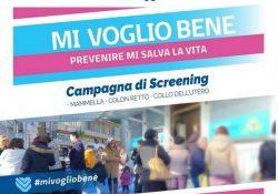 """SPARANISE. Al via la campagna """"Mi voglio bene"""": il 22 settembre screening oncologico gratuito."""