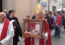 PIEDIMONTE MATESE. Pellegrinaggio a Roma per la benedizione del nuovo Busto- reliquario di San Venanzio: si rispolvera una devozione che si era negli anni spenta.