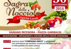 """VAIRANO PATENORA. Pro Loco al lavoro per l'edizione 2018 della """"Sagra della Nocciola""""."""