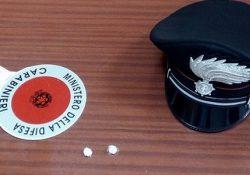 Sant'Agata de Goti. Arrestato 21enne per detenzione ai fini di spaccio di sostanze stupefacenti: sequestrati 200 grammi di cocaina ed un coltello.