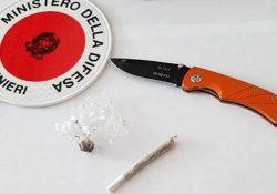 Pescopennataro / Capracotta. Al concerto con marijuana e coltello: denunciano un giovane di Campobasso.