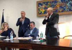 """PIEDIMONTE MATESE / AILANO. Sannio Alifano, Santagata parla di """"un Consorzio che funziona"""". Alfieri: """"verso una nuova legge sulla bonifica che sia più efficace ed efficiente""""."""