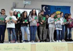 ALVIGNANO. All'Istituto Comprensivo la Giornata del Creato inaugura l'anno scolastico.