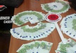 Capua. 8 persone ritenute responsabili di associazione per delinquere finalizzata alla produzione e alla cessione di banconote false: ecco i mandati di arresto europei.