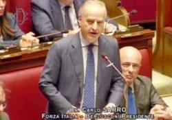 """PIEDIMONTE MATESE / ROMA. Misure in favore di Ischia, l'on. Carlo Sarro critica la farraginosità del decreto: """"Altro che condono, si produrrà solo un gigantesco contenzioso""""."""