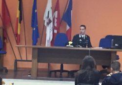 """Agnone. A Scuola con i Carabinieri: la """"Grande Guerra"""" spiegata agli studenti."""
