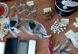 Venafro. Blitz antidroga dei Carabinieri, pusher in manette: sotto sequestro dosi di stupefacenti.