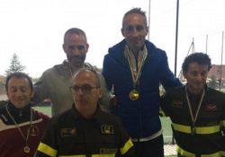 Isernia / Arezzo. XVII Campionato Italiano VVF di Mezza Maratona: anche due atleti del Comando isernino.