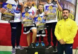 Teverola. Kickboksers Improta: medaglie al mondiale giovanile World I.C.O. di Ariccia.
