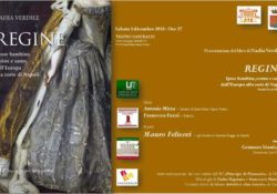 S. Maria C.V. Le regine del periodo borbonico, il libro di Nadia Verdile: sabato 1 dicembre la presentazione al Teatro Garibaldi.