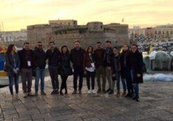 Castelvenere / San Salvatore Telesino. Dal Sannio a Gallipoli per un workshop sul borgo storico della Perla dello Ionio.