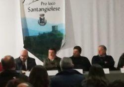 """SANT'ANGELO D'ALIFE. I santangiolesi hanno festeggiato gli ulivi e l'olio, il sindaco Caporaso: """"incontri che fanno bene al territorio""""."""