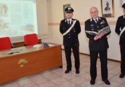 """I Carabinieri presentano il """"Calendario Storico e l'Agenda Storica 2019"""": stamane a Roma presso la Scuola Ufficiali Carabinieri."""