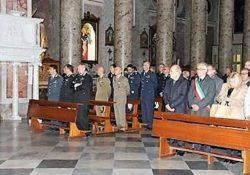 Caserta / Provincia. Al Duomo la cerimonia di celebrazione della Virgo Fidelis, patrona dell'Arma dei Carabinieri.