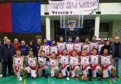 CAIAZZO. Basket, la locale squadra CSI Caiazzo espugna Capri e festeggia l'11° vittoria.