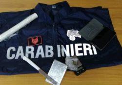 Isernia / Provincia. Carabinieri arrestano per droga un 30enne dopo perquisizione personale e domiciliare.