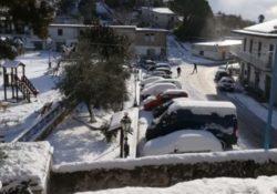 """SANT'ANGELO D'ALIFE. Situazione neve sotto controllo: """"Pronti a fare fronte anche alla nuova allerta meteo della Protezione Civile""""."""