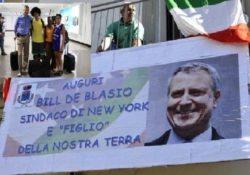Sant'Agata de' Goti / New York. Bill De Blasio si candiderà a presidente degli Stati Uniti d'America: orgoglioso tutto il Sannio.