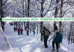 """SAN GREGORIO MATESE. """"Una Ciaspolata… di Gusto"""": ecco l'evento per l'Epifania 2019."""