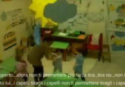 Venafro. Maltrattamento dei bambini all'asilo, le due maestre fanno scena muta davanti al giudice: 150 gli episodi di violenza registrati dalle telecamere.