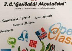 VAIRANO PATENORA. Open Class all'Istituto Comprensivo Garibaldi – Montalcini: la scuola di tutti e di ciascuno.