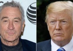 """Ferrazzano / USA. L'attore Robert De Niro preoccupato per il figlio gay, la presidente dell'Arcigay Molise, Luce Visco: """"Ti aspettiamo al Molise Pride""""."""