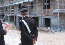 Venafro / Isernia. Piano di montaggio uso e smontaggio del ponteggio in un cantiere edile: denunciato l'amministratore di un'impresa.