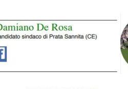PRATA SANNITA / Verso le Amministrative 2019. Invito al voto pulito: il candidato sindaco De Rosa esorta alla legalità dopo i post pubblicati sui social.