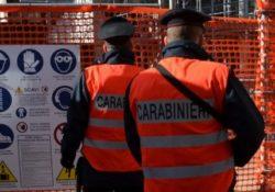 Venafro / Isernia. Controlli nel settore edile da parte dei Carabinieri dell'ispettorato del lavoro: scattano denunce e sanzioni.