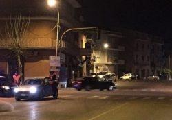 Venafro / Isernia. Controlli locali notturni da parte dei Carabinieri.