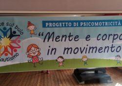"""Isernia / Provincia. """"Mente e corpo in movimento"""": bilancio positivo per il progetto di psicomotricità promosso dall'associazione """"Una luce sul buio dell'autismo""""."""
