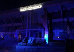 Isernia / Provincia. Nella giornata mondiale della consapevolezza dell'Autismo anche il Comando provinciale dei Vigili del Fuoco di Isernia aderisce alle iniziative illuminando la sede di blu.