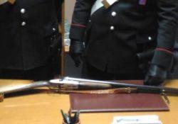 Venafro. Pensionato deferito all'A.G. per omessa denuncia di un fucile calibro 12.