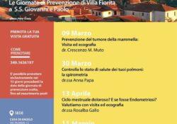 """CAIAZZO. Cuore ed elettrocardiogramma, il 4° appuntamento con la """"Primavera 2019"""" della prevenzione promosso dalla Villa Fiorita."""