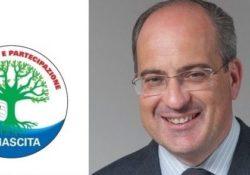 """AILANO / Verso le Amministrative 2019. Mario Lanzone presenta la sua """"Rinascita"""", la lista civica che punta all'amministrazione del paese."""