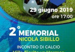 CAIAZZO. Memorial Nicola Sibillo: domani sabato 29 giugno la 2° edizione in ricordo del fondatore del gruppo sanitario.