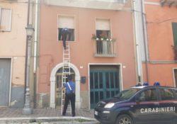 Isernia / Provincia. I Carabinieri prestano soccorso in abitazione ad una donna anziana a seguito di una fuga di gas.