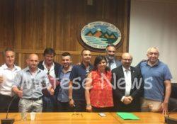 PIEDIMONTE MATESE. Comunità Montana, ecco la nuova governance: Imperadore (San Potito) presidente, giunta Martino (Piedimonte Matese), Zazzarino (Alife), Buccio (Ciorlano) e De Rosa (Prata Sannita).